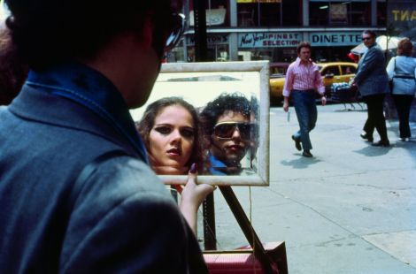 Stills from the Super 8mm film Agrippina is Rome-Manhattan, New York 1972