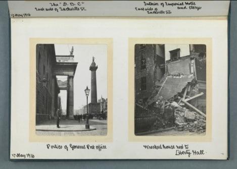 Ruins of Dublin