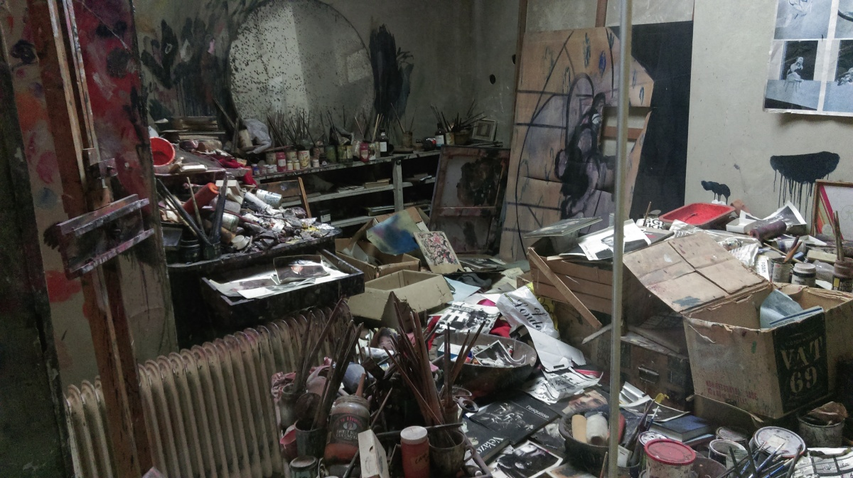 Francis Bacon S Studio And Other Hostile And Beautiful