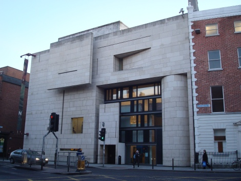 National_Gallery_of_Ireland_Millennium_wing_outside